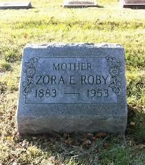Zora's marker
